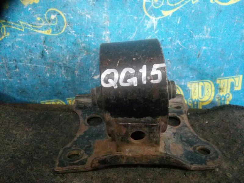 Подушка двигателя Nissan Sunny FB15 QG15 передняя левая