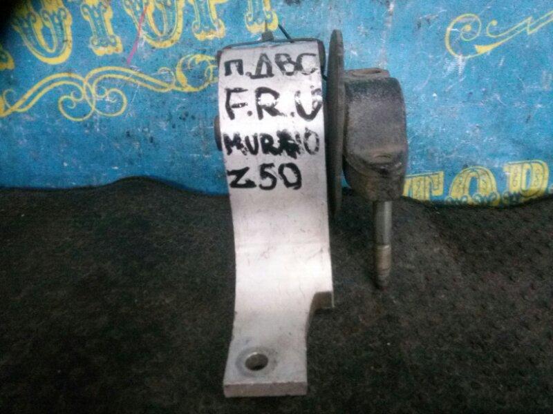 Подушка двигателя Nissan Murano Z50 VQ35-DE 2002 передняя правая
