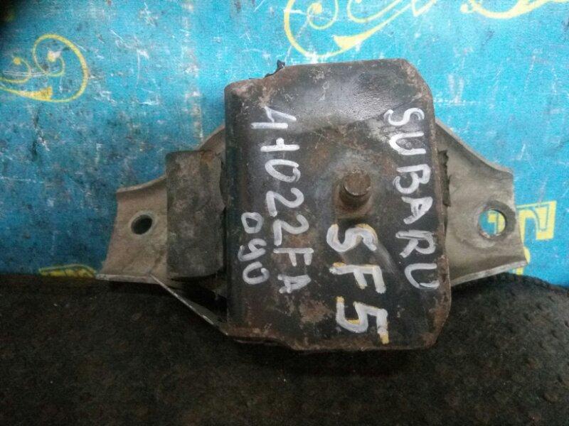 Подушка двигателя Subaru Forester SF5