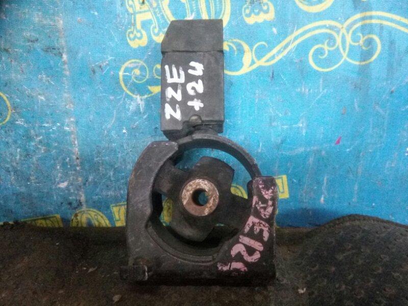Подушка двигателя Toyota Corolla Fielder ZZE 124 передняя
