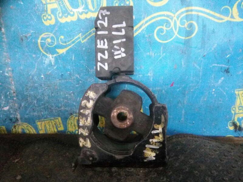 Подушка двигателя Toyota Will ZZE127 передняя