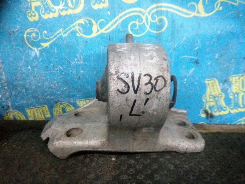 Подушка двигателя Toyota Vista SV30 передняя левая