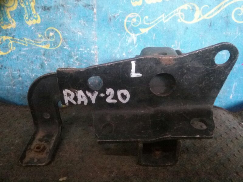 Подушка двигателя Toyota Rav4 ACA21 1AZ передняя левая