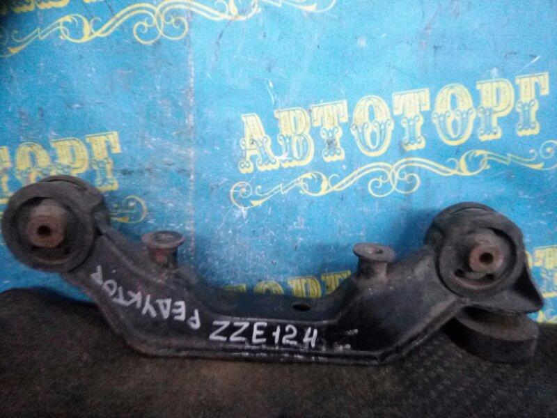 Подушка редуктора Toyota Corolla Fielder ZZE 124 1ZZ