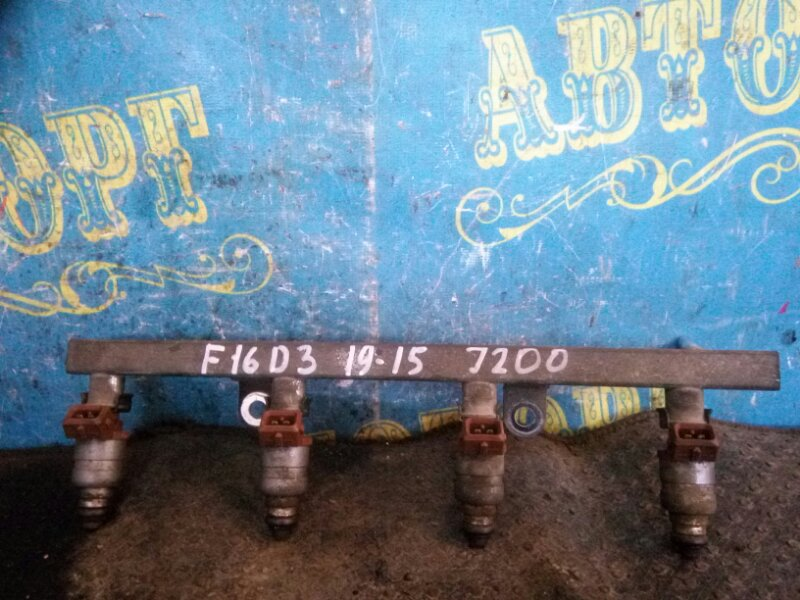 Топливная рейка Chevrolet Lacetti J200 F16D3 2012
