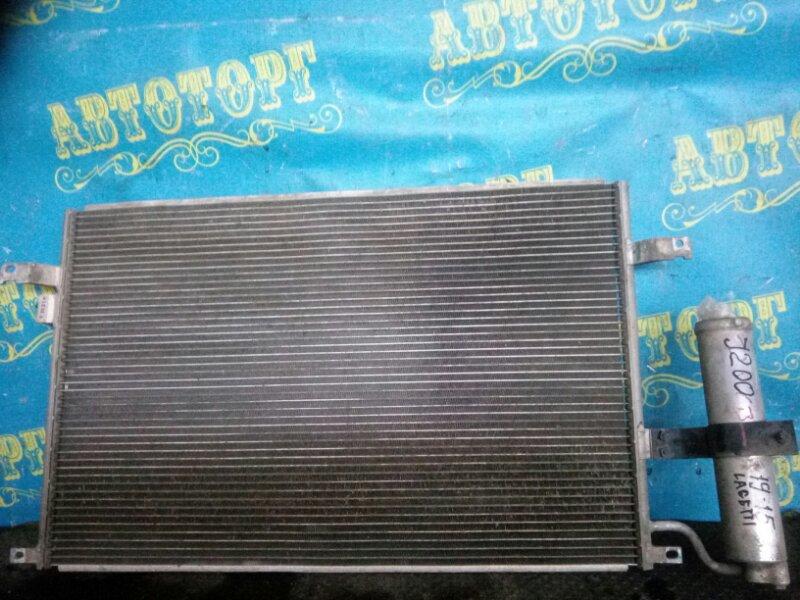 Радиатор кондиционера Chevrolet Lacetti J200 F16D3 2012