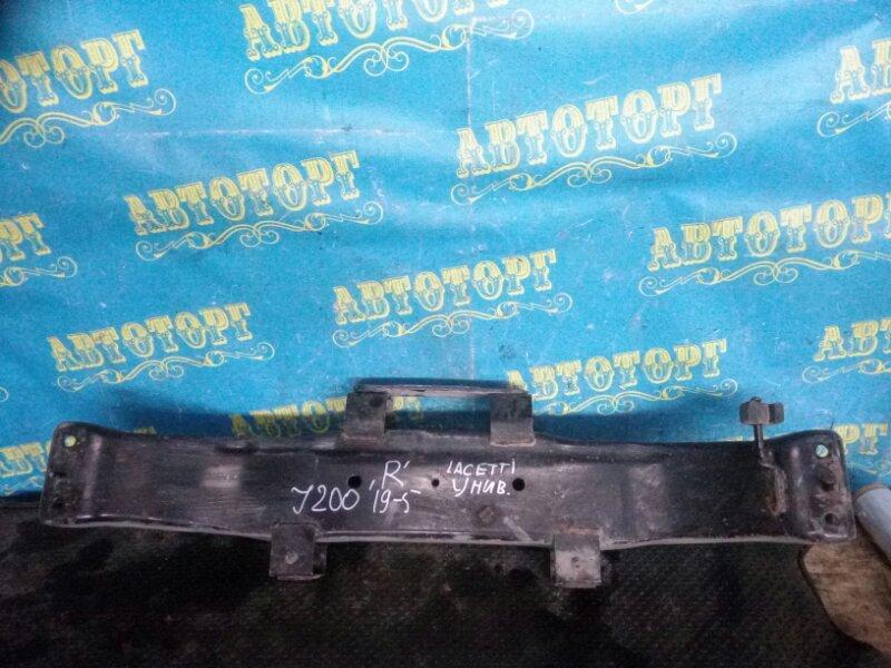 Балка Chevrolet Lacetti J200 F16D3 2012 задняя
