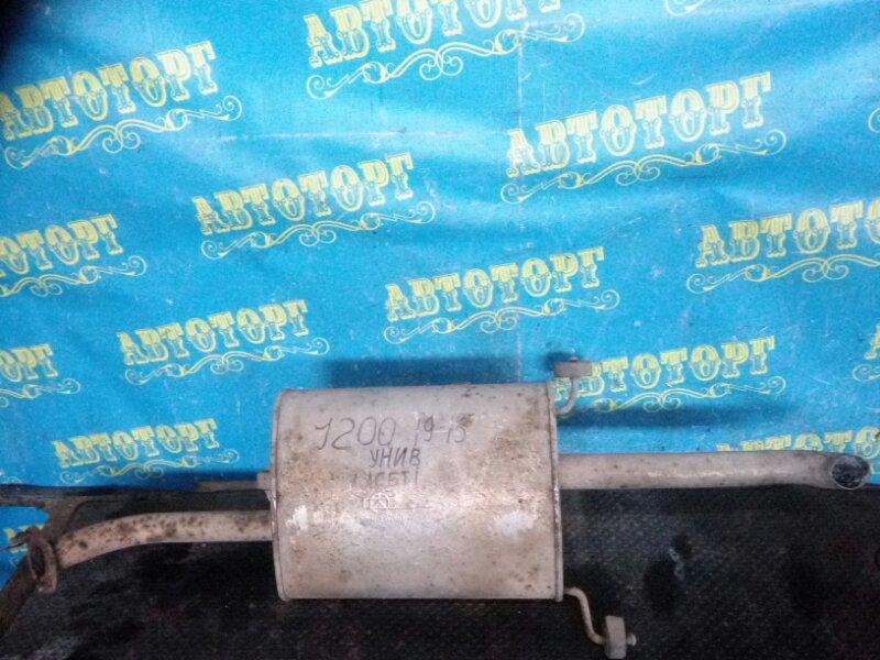 Глушитель Chevrolet Lacetti J200 F16D3 2012