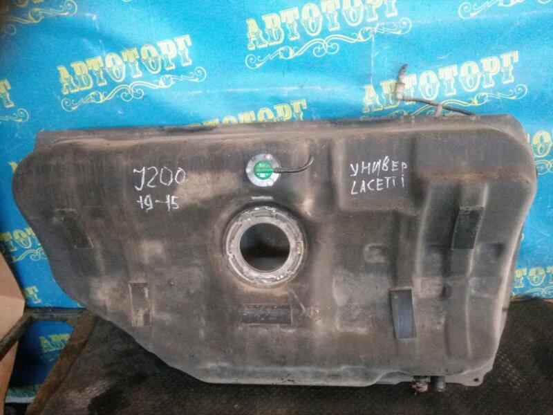 Бензобак Chevrolet Lacetti J200 F16D3 2012