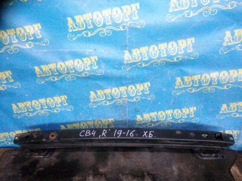 Усиление бампера Ford Focus 2 CB4 ASDB 2006 заднее