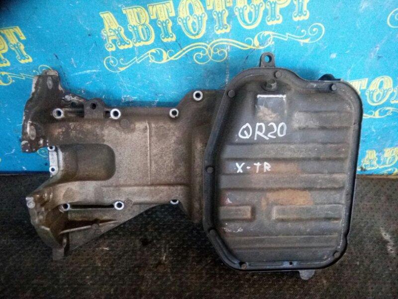 Поддон Nissan Xtrail NT30 QR20 2001