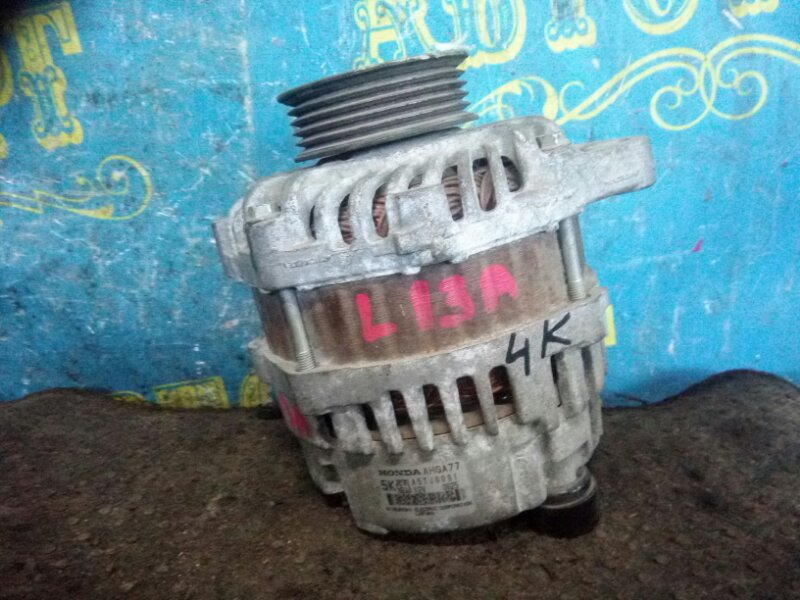 Генератор Honda Fit GE6 L13A
