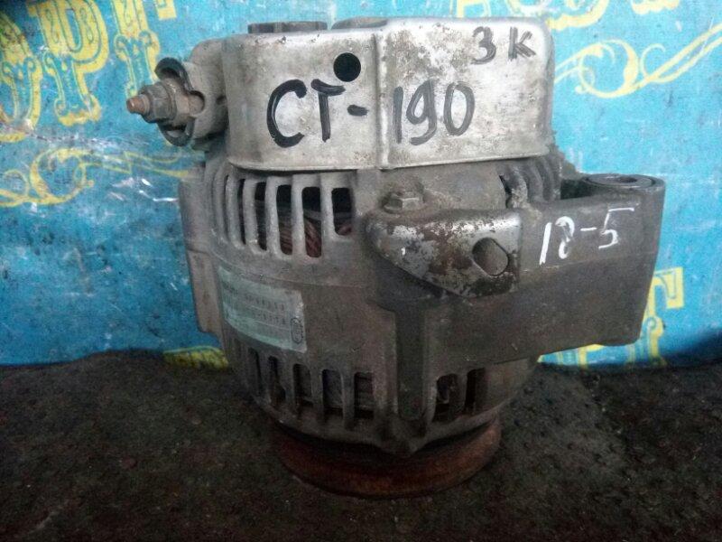 Генератор Toyota Caldina CT190 2C 1993