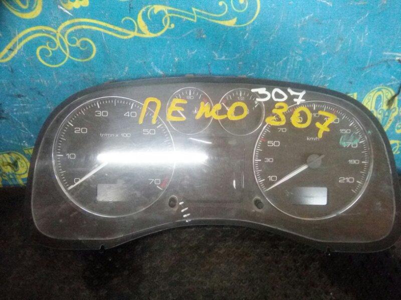 Щиток приборов Peugeot 307 3H