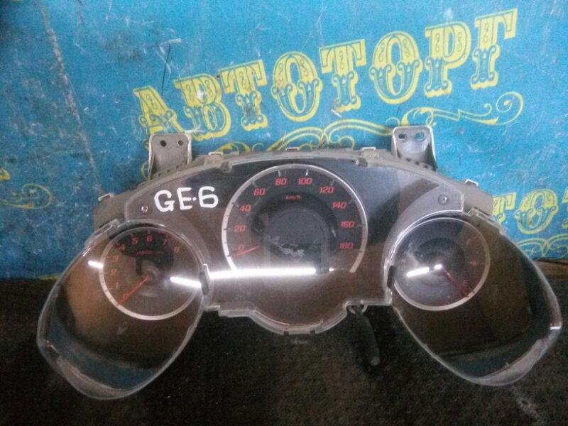 Щиток приборов Honda Fit GE6 L13A