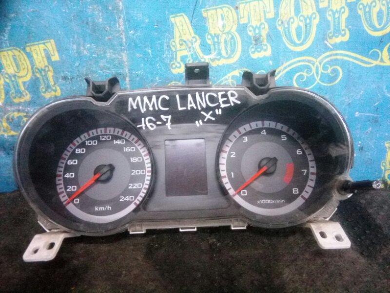 Щиток приборов Mitsubishi Lancer X CY2A 4A91 2008