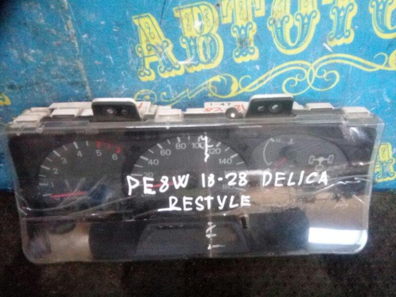 Щиток приборов Mitsubishi Delica PE8W 4M40 1999