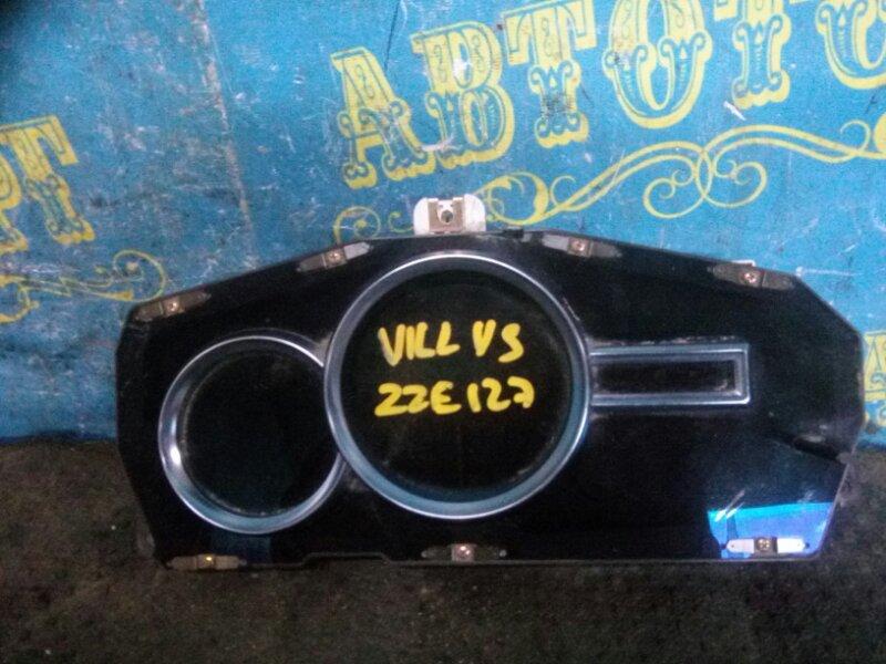 Щиток приборов Toyota Will ZZE127 1ZZ