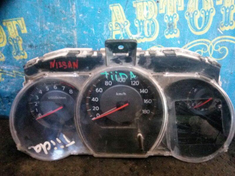 Щиток приборов Nissan Tiida C11 HR15