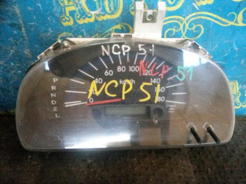 Щиток приборов Toyota Probox NCP51 1NZ