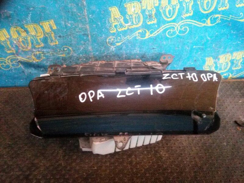 Щиток приборов Toyota Opa ZCT10 1ZZ
