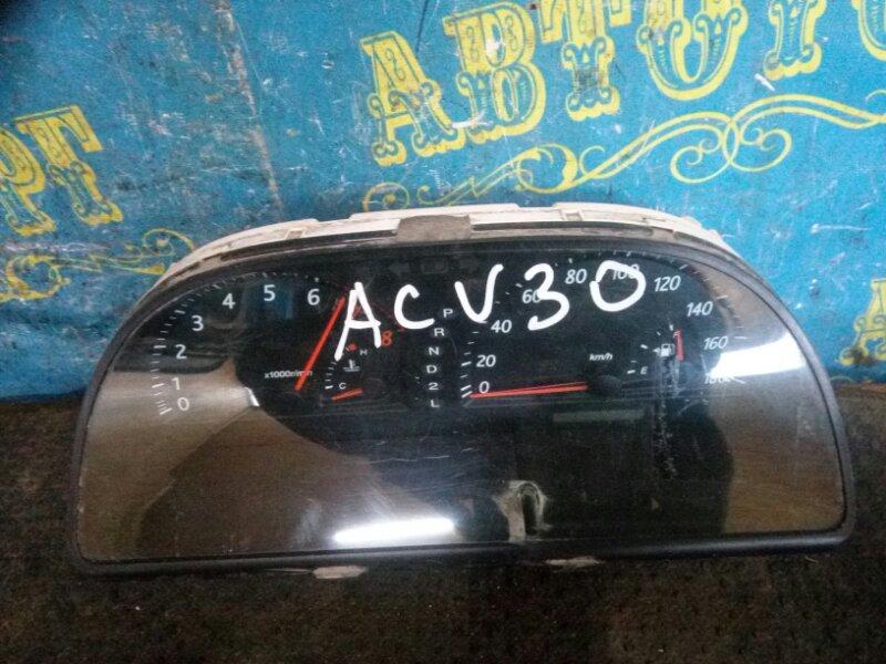 Щиток приборов Toyota Camry ACV30 2AZ