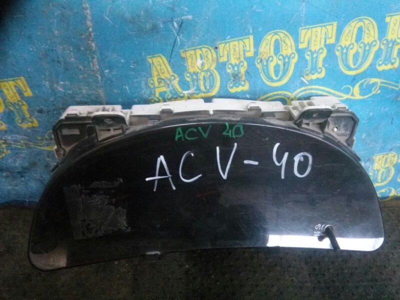 Щиток приборов Toyota Camry ACV40 2AZ
