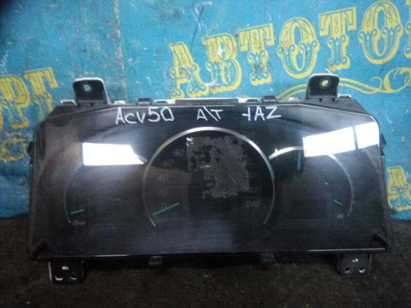 Щиток приборов Toyota Camry ACV51 1AZ 2012