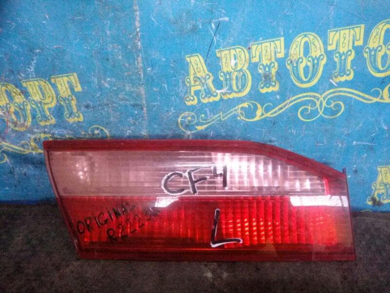 Вставка в багажник Honda Torneo CF4 F20B задняя левая