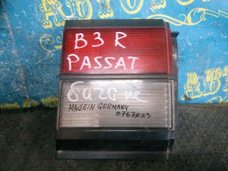 Вставка в багажник Volkswagen Passat B3 задняя правая