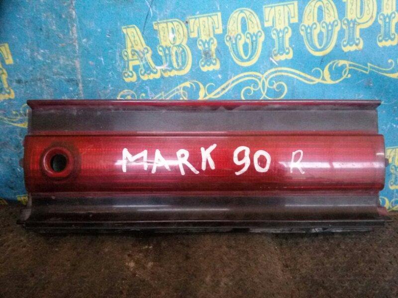 Вставка в багажник Toyota Mark Ii GX90 1GFE задняя
