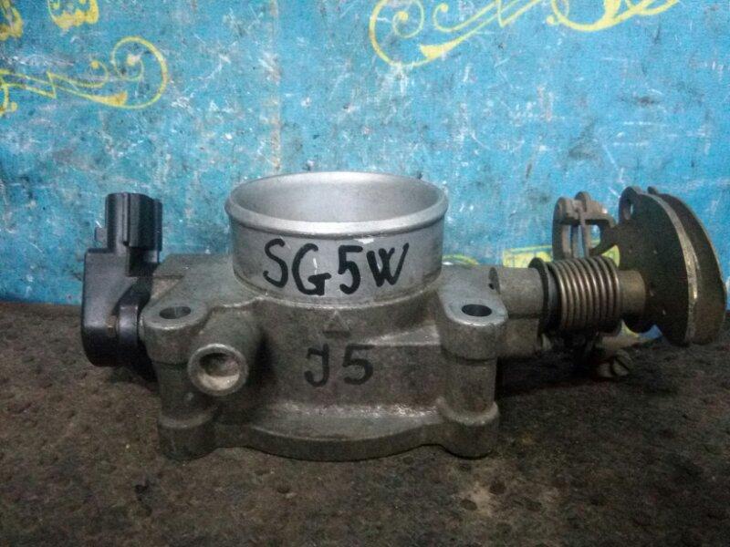 Дроссельная заслонка Mazda Bongo Friendee SG5W J5