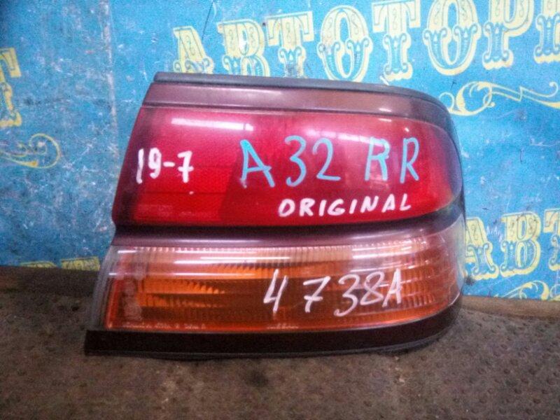 Стоп сигнал Nissan Cefiro A32 VQ20 1995 задний правый