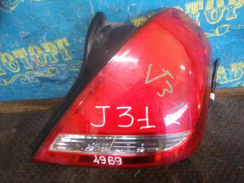 Стоп сигнал Nissan Teana J31 VQ23 задний правый