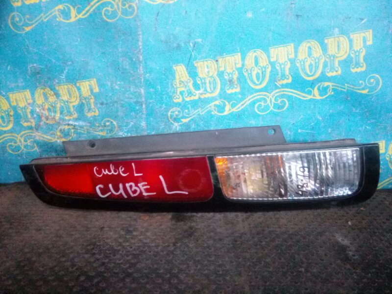 Стоп сигнал Nissan Cube AZ10 задний левый