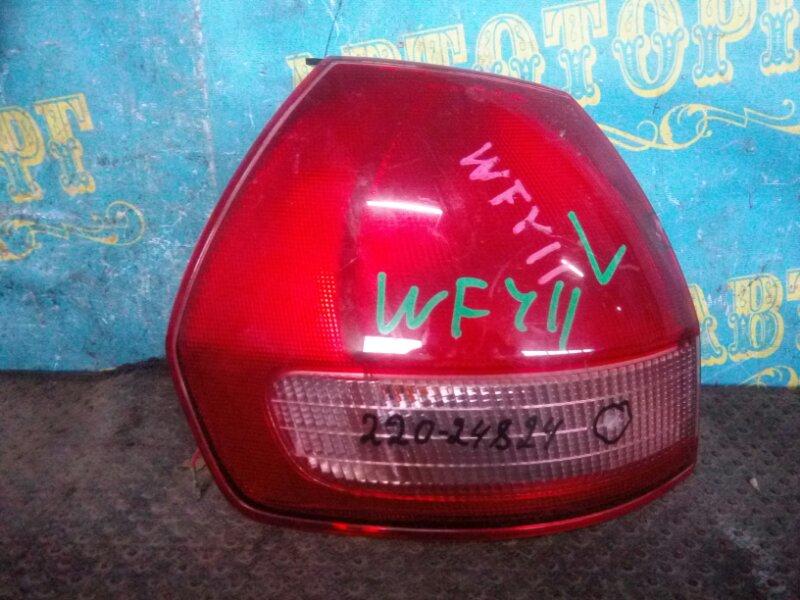 Стоп сигнал Nissan Wingroad WFY11 QG15 задний левый