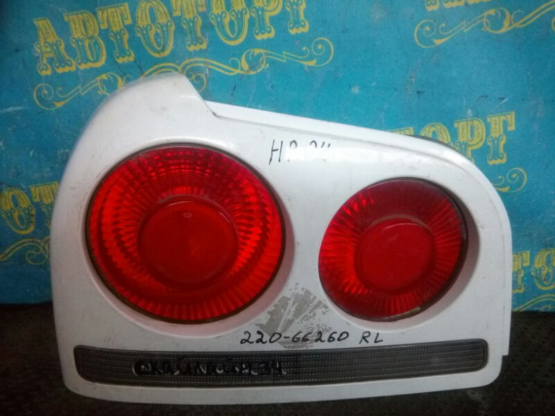 Стоп сигнал Nissan Skyline HR34 задний левый