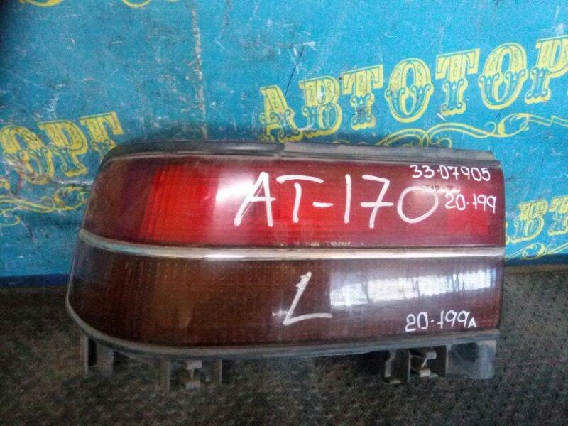 Стоп сигнал Toyota Corona AT170 задний левый