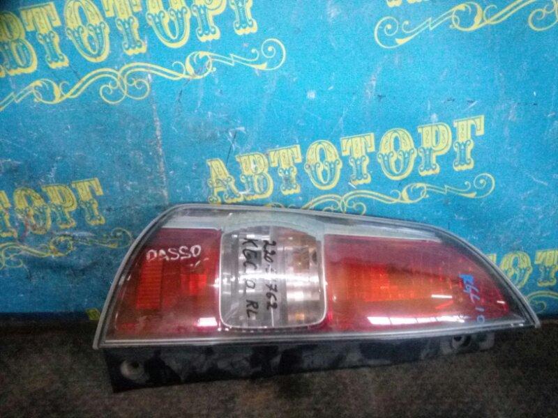 Стоп сигнал Toyota Passo KGC10 1KR задний левый