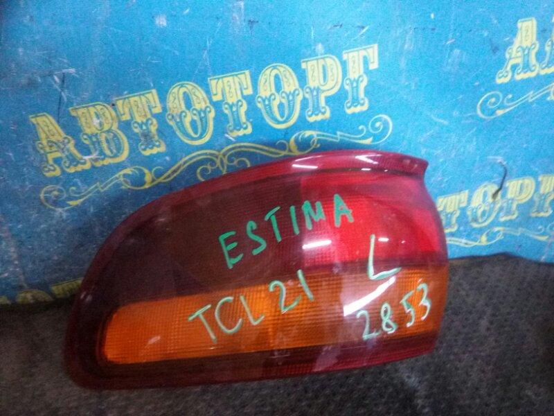 Стоп сигнал Toyota Estima TCR21 задний левый