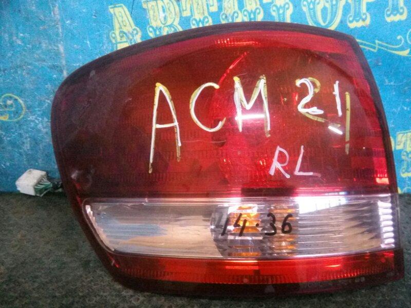 Стоп сигнал Toyota Ipsum ACM21 задний левый