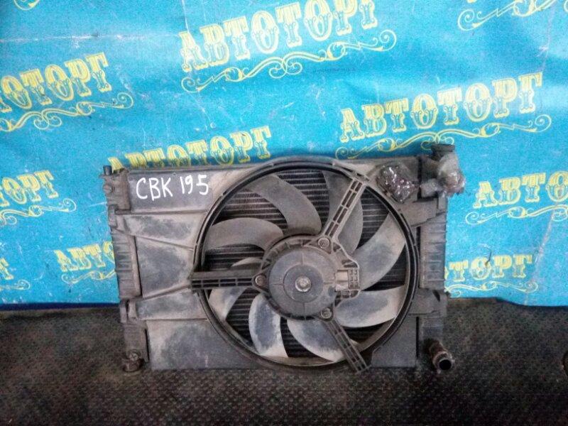 Радиатор основной Ford Fusion CBK FYJA 2007