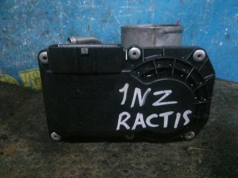 Дроссельная заслонка Toyota Ractis NCP100 1NZ