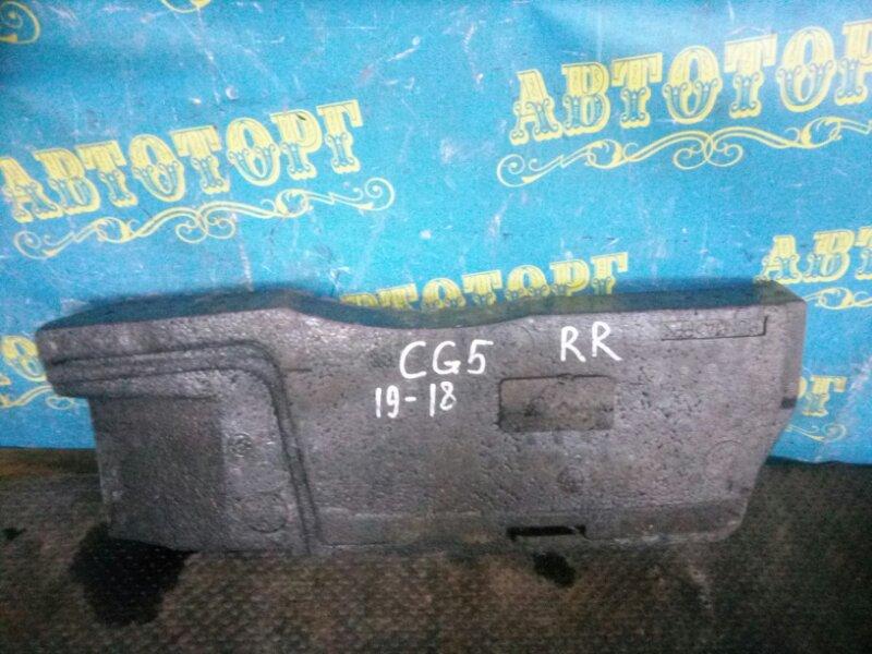 Ящик под инструменты Honda Accord CG5 F23A 2001 задний правый