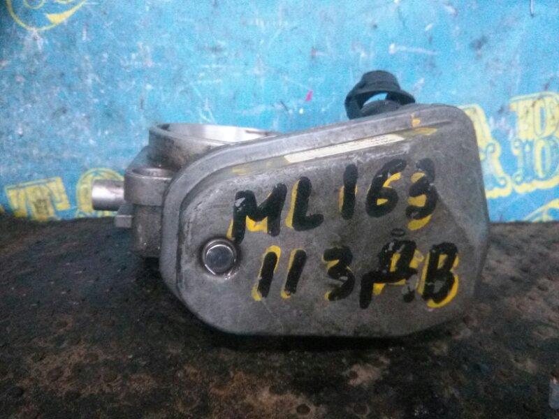 Дроссельная заслонка Mercedes Ml-Class W163 113