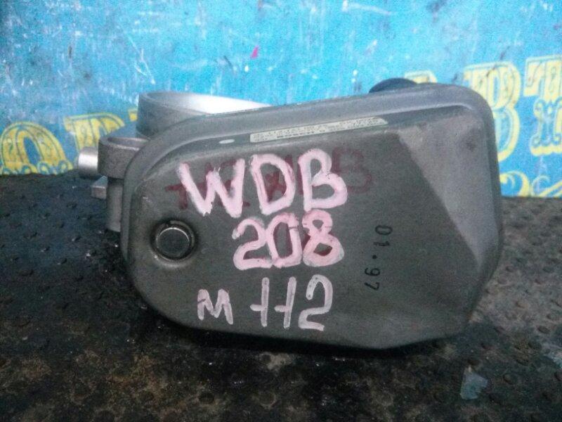 Дроссельная заслонка Mercedes Clk-Class W208 112