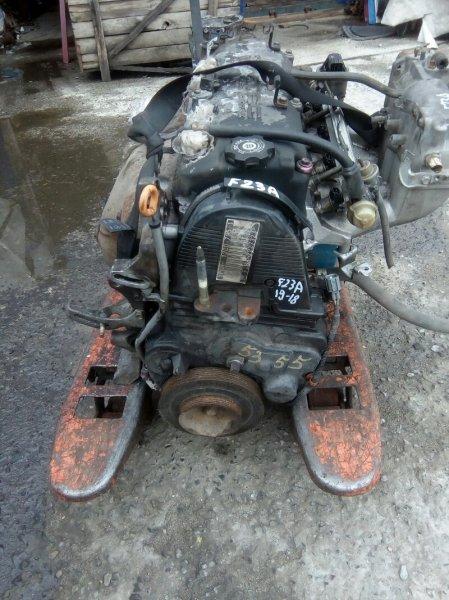 Двигатель Honda Accord CG5 F23A 2001