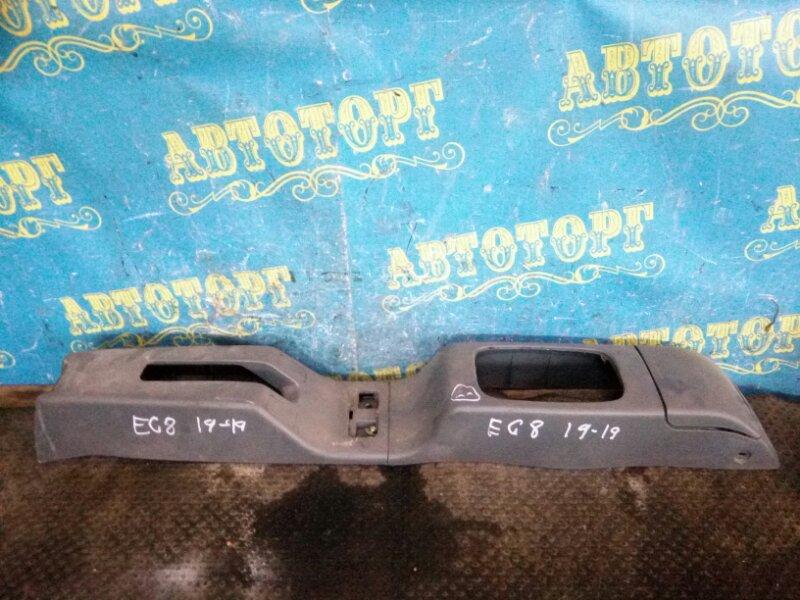 Бардачок между сиденьями Honda Civic EG8 D15B 1994