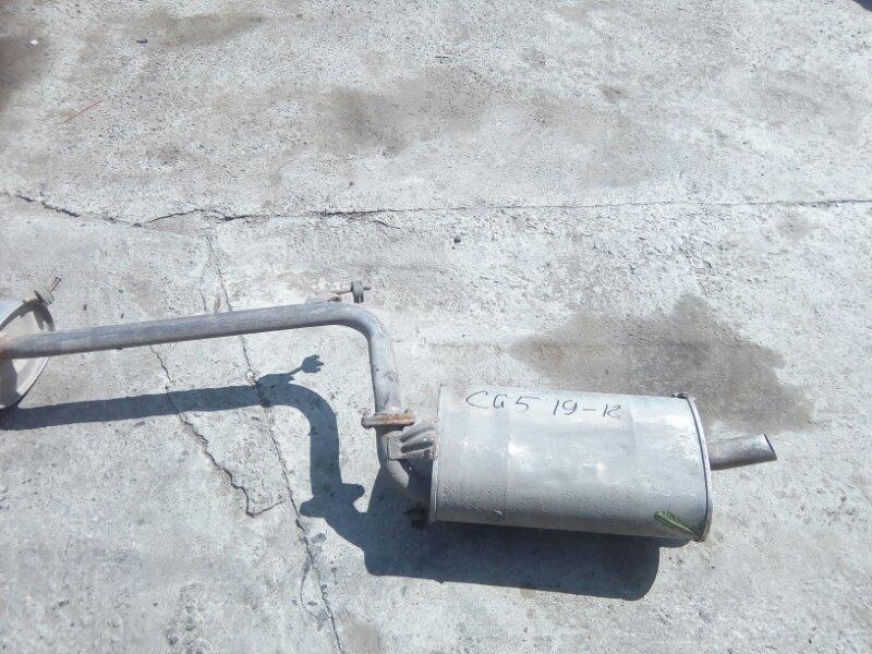 Выхлопная труба Honda Accord CG5 F23A 2001