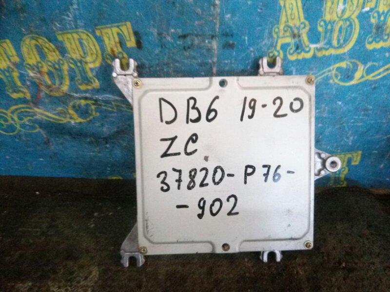 Блок управления двс Honda Integra DB6 ZC 1999